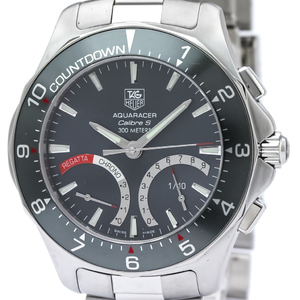 Tag Heuer Aquaracer Quartz Stainless Steel Men's Sports Watch CAF7111
