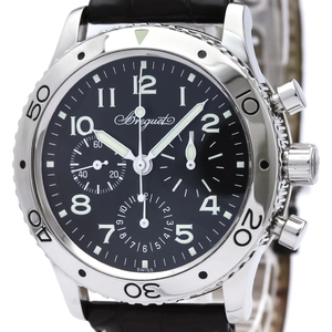 Breguet Aeronavale Automatic Stainless Steel Men's Sports Watch 3800