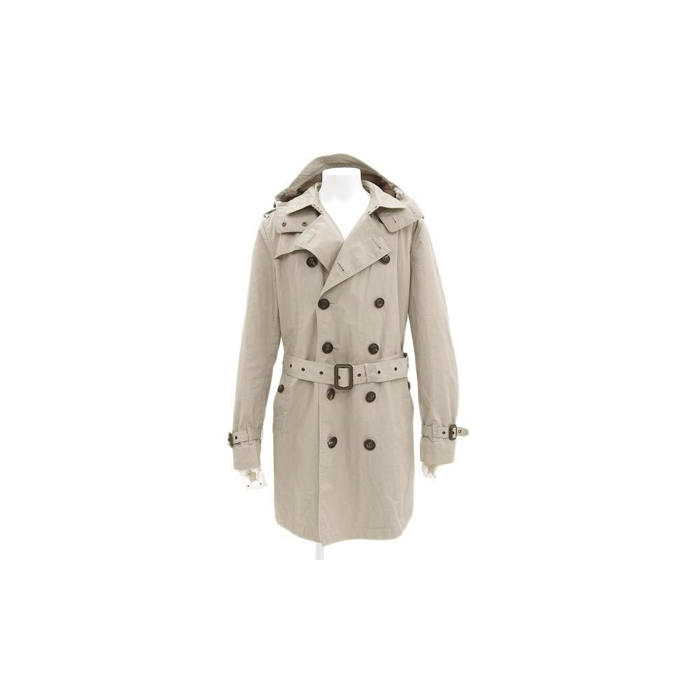 Authentic Burberry Men's Trench Coat Beige 180 / 100a G