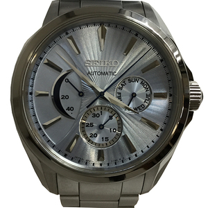 Seiko Brightz ERISTOFF Limited Automatic Stainless Steel Men's Casual Watch SDGC027 6R21-00X0