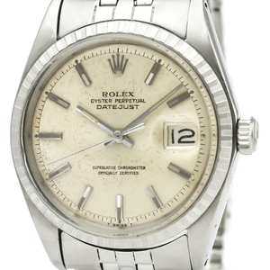 ROLEX Datejust 1603 Stainles Steel Automatic Mens Watch