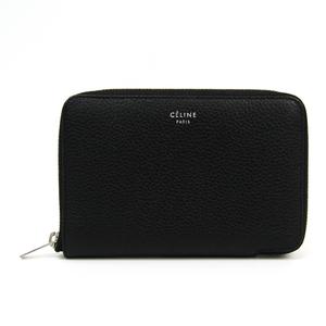 セリーヌ(Celine) レディース  財布(二つ折り) ブラック,イエロー