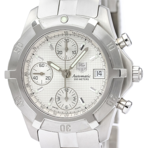 Tag Heuer Exclusive Automatic Stainless Steel Men's Sports Watch CN2110