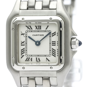 Cartier Panthere De Cartier Quartz Stainless Steel Women's Dress Watch W25033P5