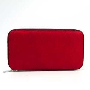 ヴァレクストラ(Valextra) V9L06 レディース レザー 長財布(二つ折り) レッド