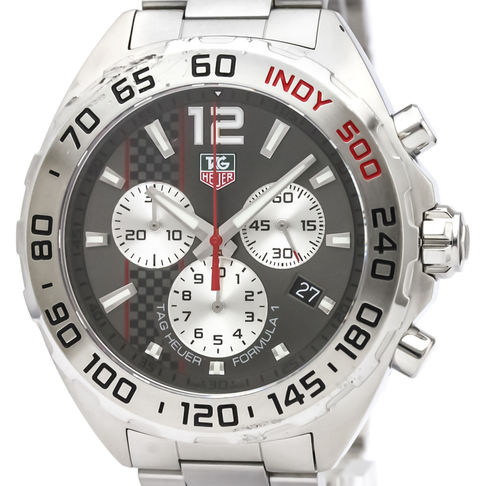 Tag Heuer Formula 1 Quartz Stainless Steel Men's Sports Watch CAZ1114