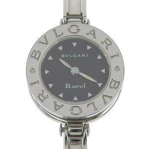 Genuine HERMES Hermes Clipper Nacre Ladies Quartz Wrist Watch Shell 12P Diamond CL 4.230