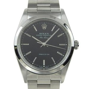 Real ROLEX Rolex Air Men's Automatic Watches 14000 A Series