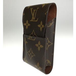【中古】 ルイ・ヴィトン(Louis Vuitton) M63024 タバコケース モノグラム モノグラム エテュイ シガレット