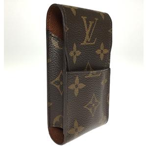 【中古】 ルイ・ヴィトン(Louis Vuitton)  M63024 タバコケース モノグラム エテュイ シガレット