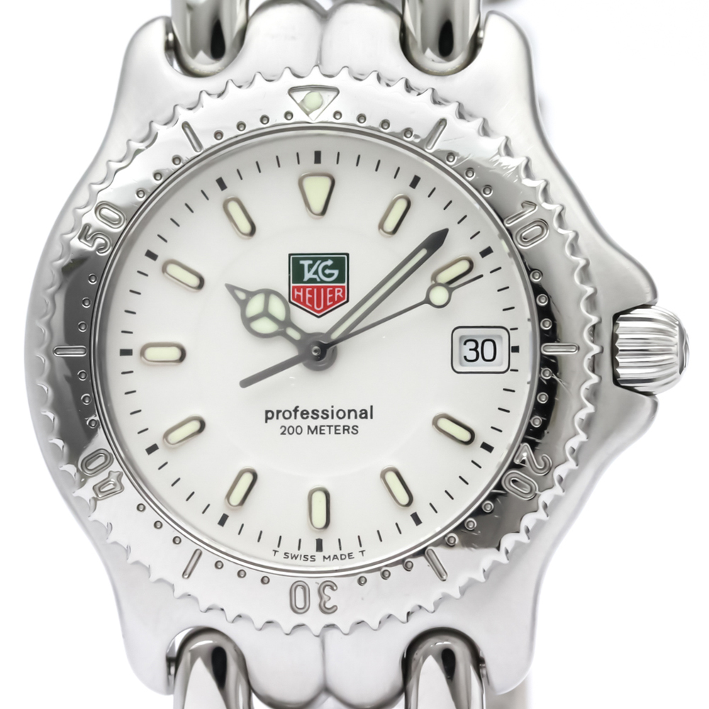 TAG HEUER Sel Professional 200M Steel Mid Size Watch WG1212