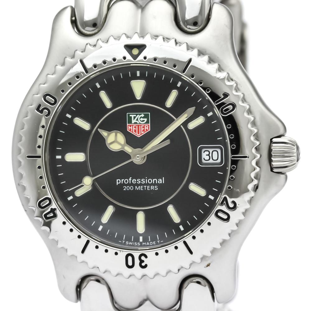 Tag Heuer Sel Quartz Men's Dress Watch WG1114