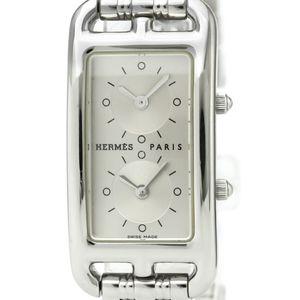 Hermes Cape Cod Quartz Stainless Steel Women's Dress Watch CC3.210