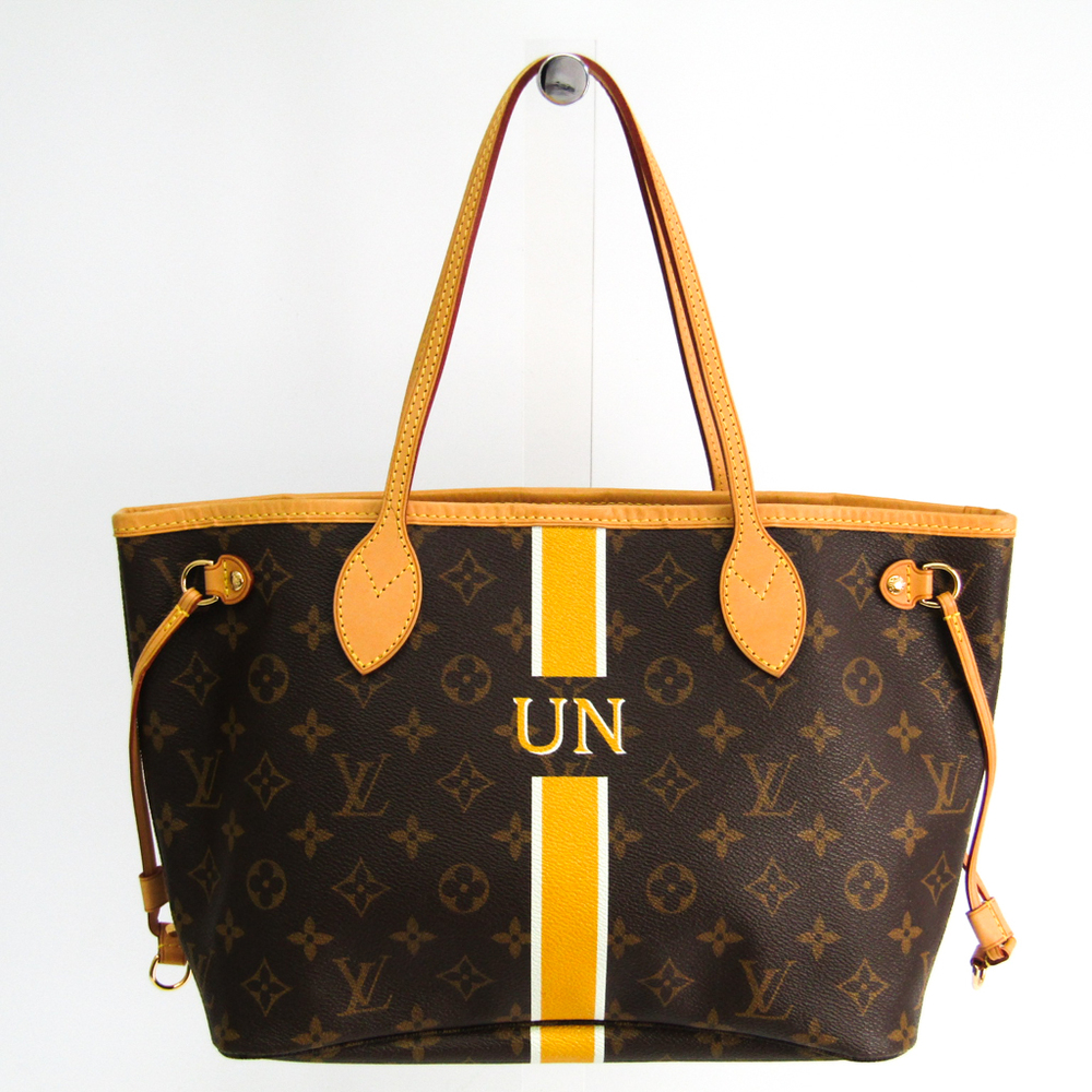 f23563ab78 Louis Vuitton Mon Monogram Neverfull PM M40155 Women's Tote Bag Jaune,LV  Ivory,Monogram | elady.com