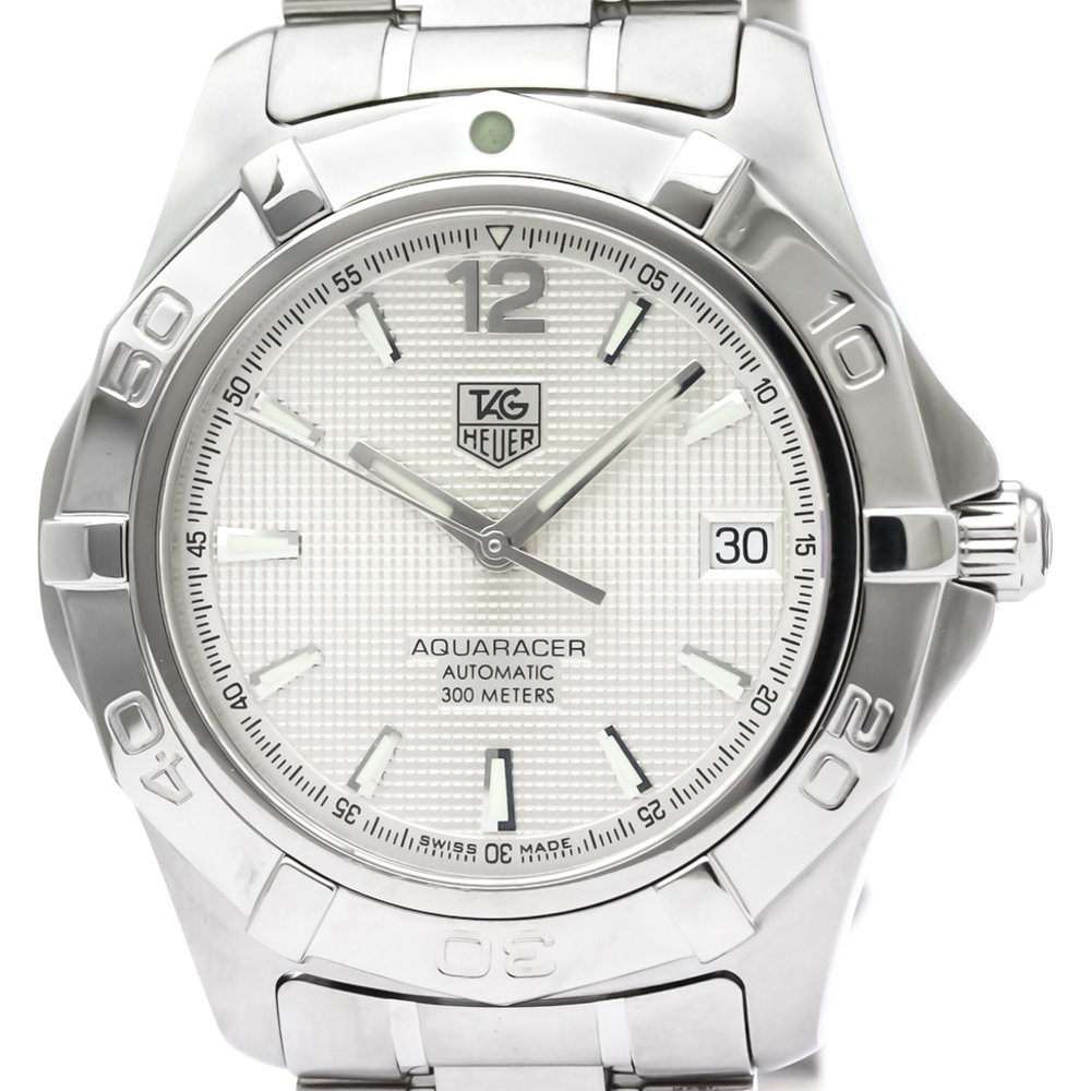 Tag Heuer Aquaracer Automatic Men's Sports Watch WAF2111