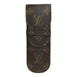 Louis Vuitton Monogram  Accessory Monogram M62990 Etui Stylo