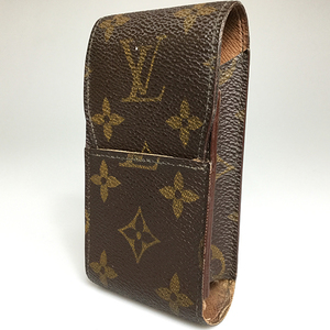 Louis Vuitton Monogram M63024 Etui Cigarette Case Ebene