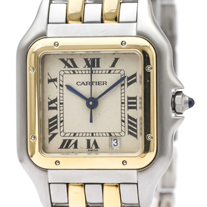 Cartier Panthere De Cartier Quartz Women's Dress Watch -