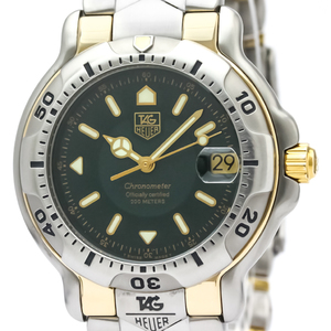 Tag Heuer 6000 Series Automatic Men's Sports Watch WH5153