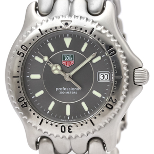 TAG HEUER Sel Professional 200M Steel Quartz Mens Watch S99.206