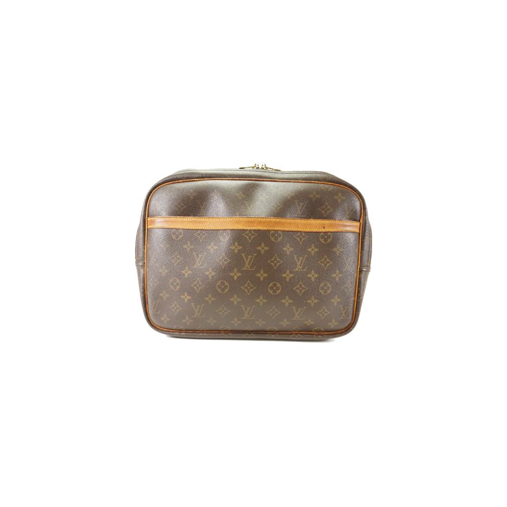 d9b5440dfbc0 Auth Louis Vuitton Shoulder Bag Monogram Reporter GM M45252
