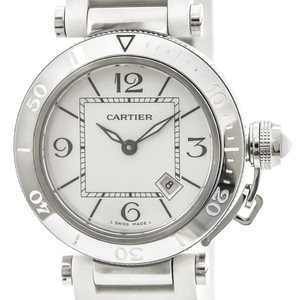 Cartier Pasha Seatimer Quartz Women's Sports Watch W3140002