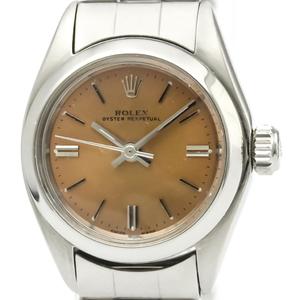 Rolex Automatic Stainless Steel Women's Dress Watch 6724