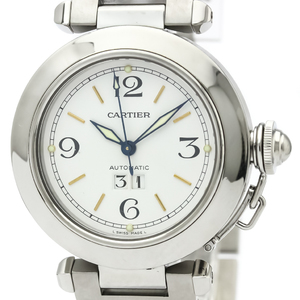 Cartier Pasha C Automatic Unisex Dress Watch W31044M7