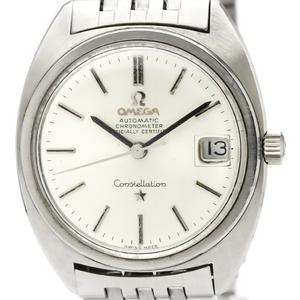 Omega Constellation Automatic Dress Watch 168.017