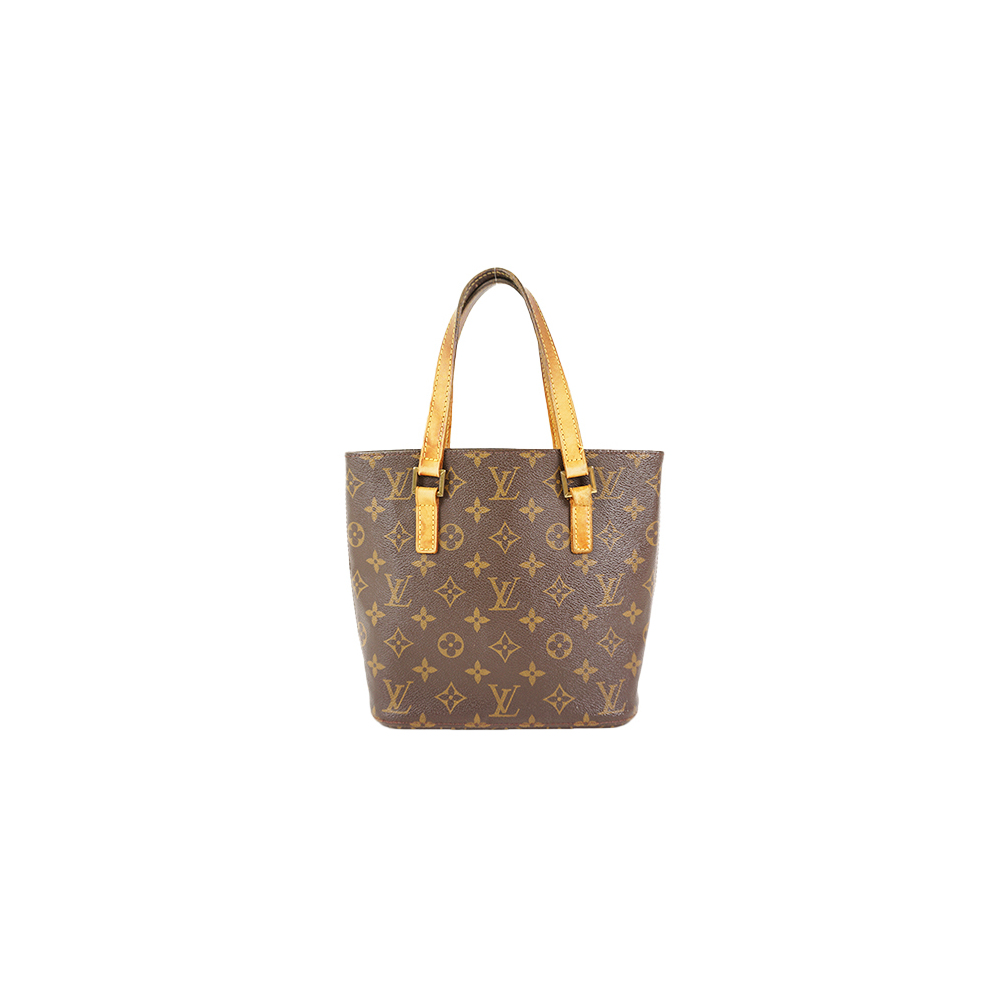 d5db590e9c1a Auth Louis Vuitton Handbag Monogram Vavin PM M51172