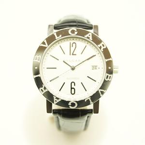 ブルガリ(Bvlgari) 自動巻き メンズ 腕時計 BB38SL デイト メンズ 自動巻