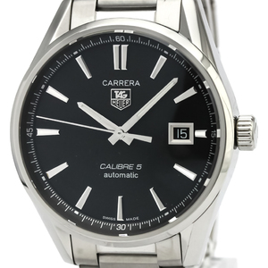 Tag Heuer Carrera Automatic Men's Sports Watch WAR211A