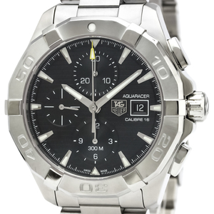 Tag Heuer Aquaracer Automatic Stainless Steel Men's Sports Watch CAY2110