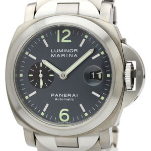 Officine Panerai Luminor Automatic Titanium Men's Sports Watch PAM00091