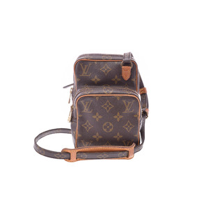 Louis Vuitton Monogram Louis Vuitton Monogram Mini Amazone Shoulder Bag M45238 M45238 Unisex Shoulder Bag