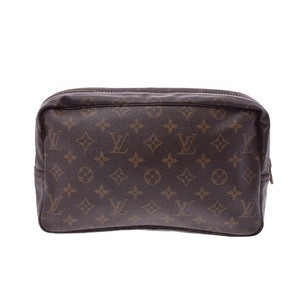 Louis Vuitton Monogram Trousse Toilette 28 M47522 Pouch Monogram
