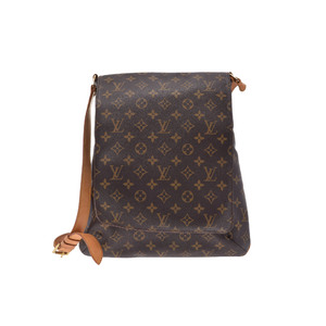 Louis Vuitton Monogram Musette M51256 Shoulder Bag Monogram