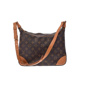 Louis Vuitton Monogram Boulogne Mini M51265 Women's Shoulder Bag Monogram