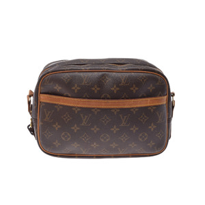 Louis Vuitton Monogram Reporter M45254 Shoulder Bag Monogram