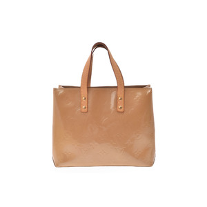 Louis Vuitton Vernis M91334 Women's Bag Noisette