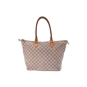 Louis Vuitton Damier Saleya MM N51185 Handbag Azur