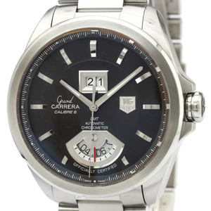 Tag Heuer Carrera Automatic Stainless Steel Men's Sports Watch WAV5113