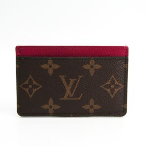 ルイ・ヴィトン(Louis Vuitton) モノグラム モノグラム カードケース フューシャ,モノグラム ポルト カルト・サーンプル M60703