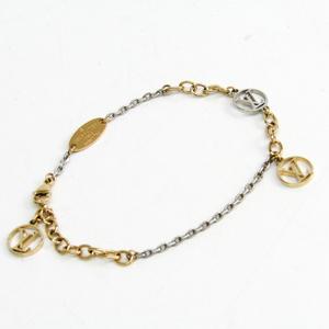 Louis Vuitton Logomania Bracelet M68077 Bracelet Gold,Silver