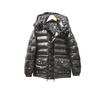 Moncler Men's Down Jacket (Black)
