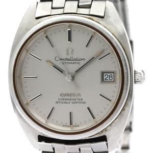 Omega Constellation Automatic Dress Watch 168.0056