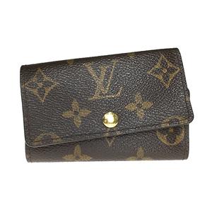Louis Vuitton Monogram M62630 Key Case 6