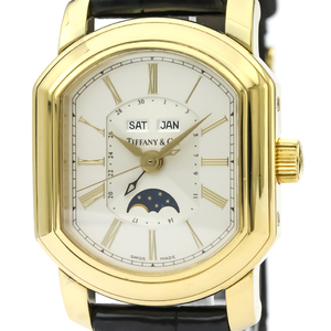 Tiffany Mark Automatic Yellow Gold (18K) Men's Dress Watch