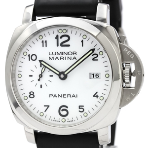 Officine Panerai Luminor Automatic Stainless Steel Men's Sports Watch PAM00499