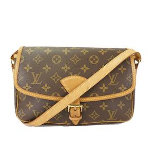 1b86d55dc6 Auth Louis Vuitton Shoulder Bag Monogram Sologne M42250